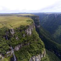 Turismo reforça candidatura dos Cânions do Sul na Unesco
