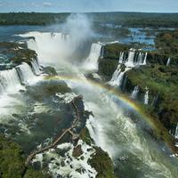 Cataratas do Iguaçu batem recorde de visitação no primeiro semestre