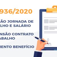 MP 936: Acordos de redução salarial podem ser prorrogados