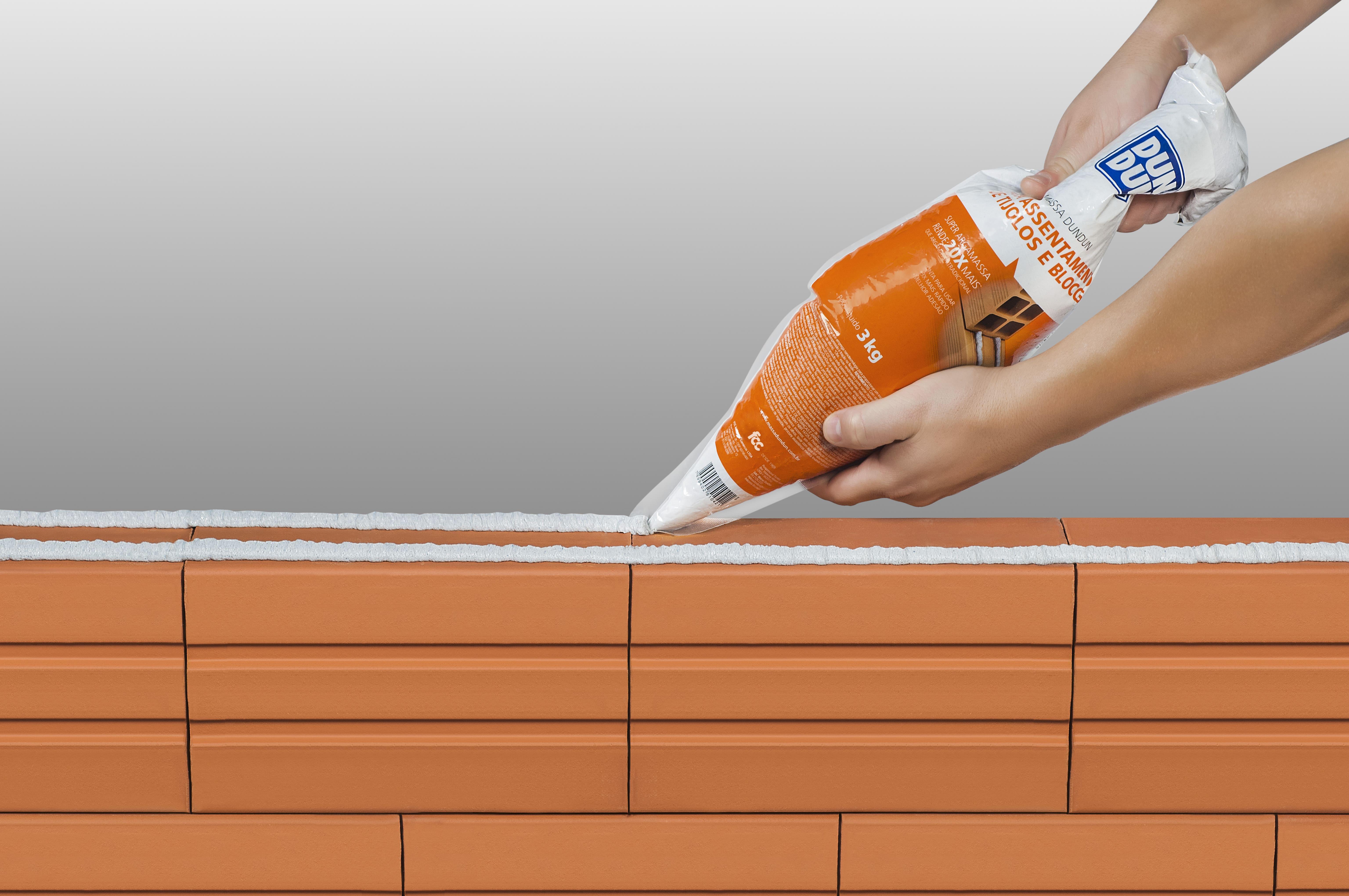 Argamassa Polimérica - Inovação na Construção Civil