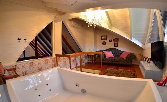 Espaço de Banho Maria Antonieta