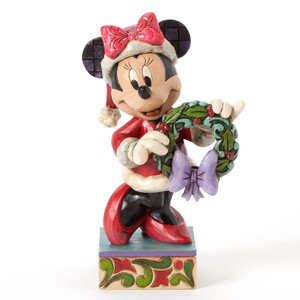 Minnie como Mamãe Noel