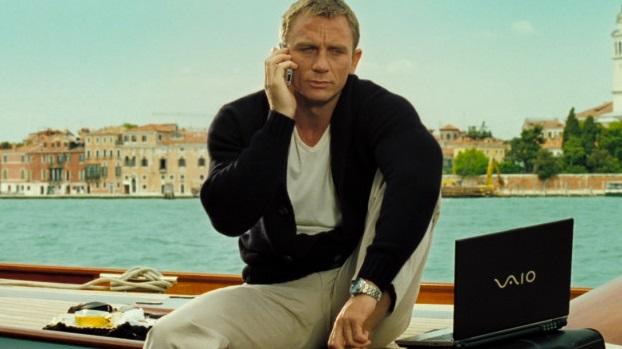 Foto: 007 Cassino Royale – Roastbrief