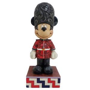 Mickey na Inglaterra