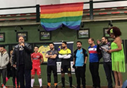 Equipe de Curitiba, Taboa F.C, conquista a 1ª Copa Internacional Gramado de Futsal LGBT