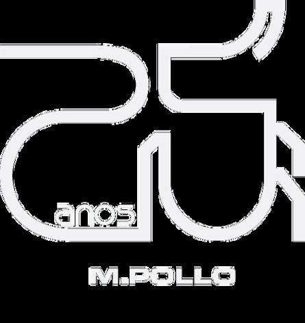 M. Pollo 25 Anos