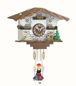 Miniatura de Relógio cuco Casinha da Bavaria