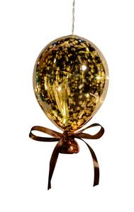Balão em Cristal Mercury Cobre