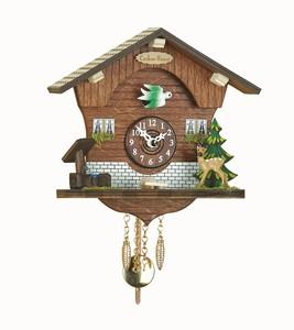Miniatura de Relógio Chalé Alemão