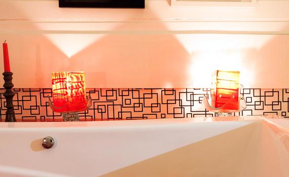 Espaço de Banho Mondrian