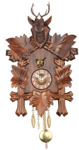 Miniatura de Relógio Cuco Alemão Tradicional