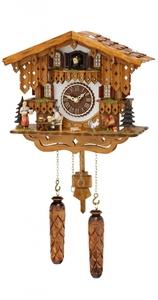 Relógio Cuco, alemão,chale eletrônico com musica.
