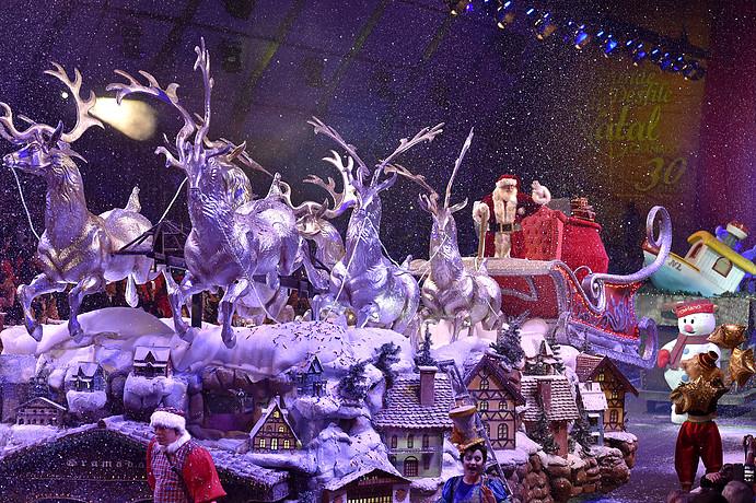 Grande desfile de Natal- Natal Luz