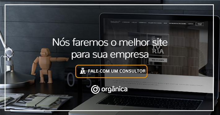 Nós faremos o melhor site para sua empresa!