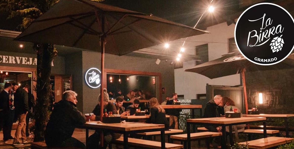 Bares em Gramado - La Birra Gramado