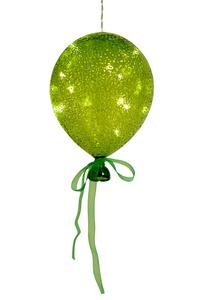 Balão em Cristal Sugar Verde