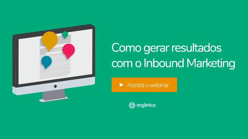 Banner- Como gerar resultados com o inbound marketing