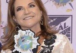 Marta Rossi recebeu homenagem do Skal Internacional em Fortaleza