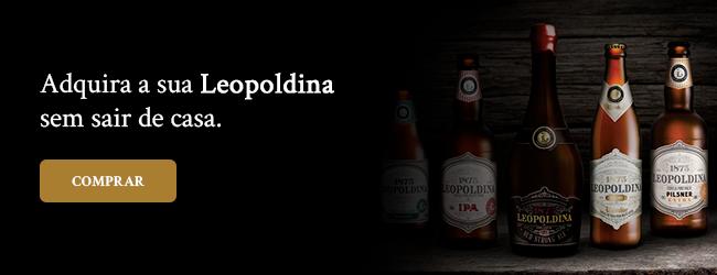 Adquira a sua Leopoldina sem sair de casa.