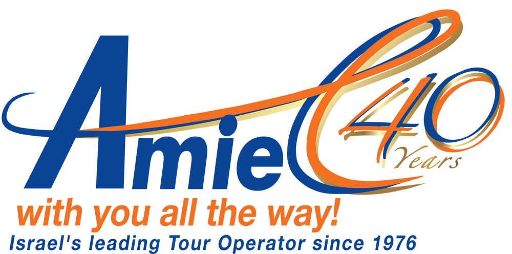 Amiel 40 years logo.png