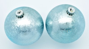 Bola de Natal Frost