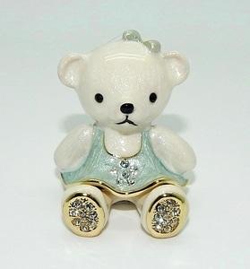 Porta-jóias Teddy Blue