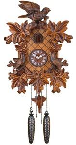 Relógio Cuco alemão eletrônico estilo tradicional