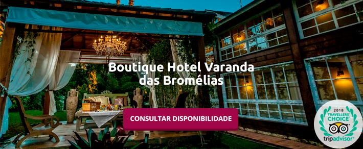 Banner - Boutique Hotel Varanda das Bromélias