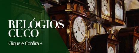 Relógios cucos
