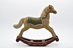 Cavalo de Resina