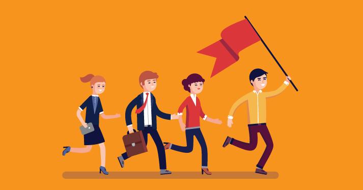 Os 7 passos para ter uma equipe feliz e produtiva