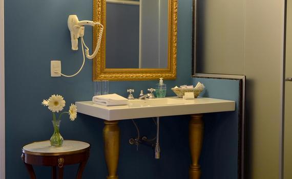 Espaço de Banho Louis XV