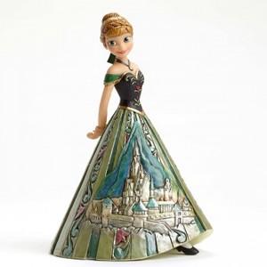 """Anna em """"Vestido de Castelo """""""
