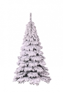 Árvore de Natal - Pinheiro Nevado