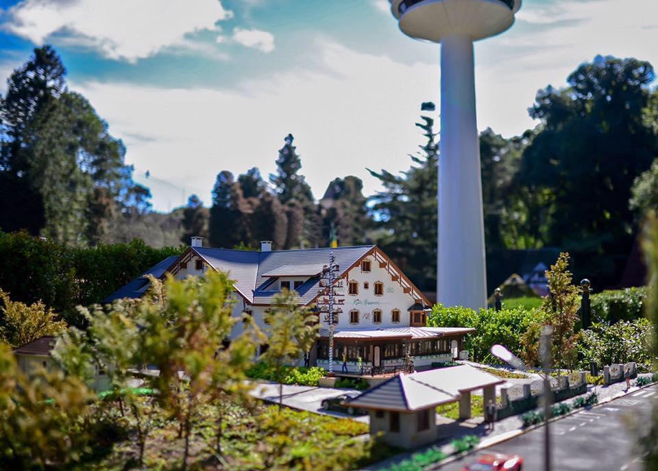 Parques em Gramado - Mini Mundo