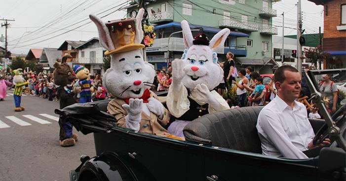 Chocofest 2019 ocorre de 11 à 21 de abril em Nova Petrópolis/RS