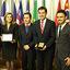 FESTURIS GRAMADO recebeu medalha da Assembleia Legislativa em Porto Alegre