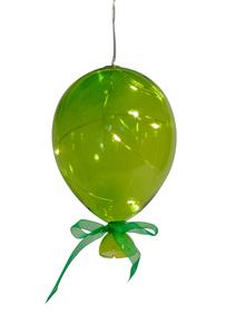 Balão em Cristal Verde Médio