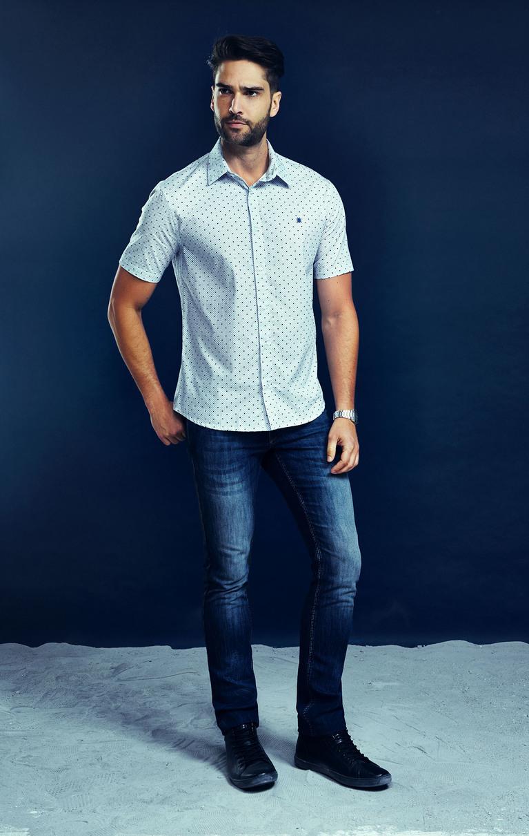 Camisa Elegance Branca M.Pollo
