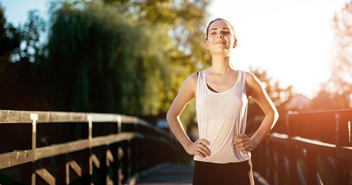A busca da felicidade: Invista numa vida saudável!