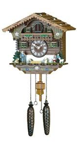 Relógio Cuco eletrônico alemão chalé