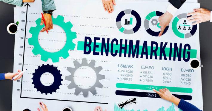 Como fazer o benchmarking da sua empresa e de seus concorrentes?