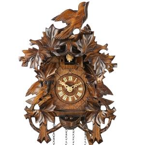 Relógio Cuco Alemão Clássico Eletrônico