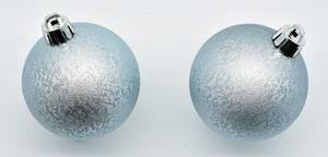 Bola de Natal Amareto Pequena