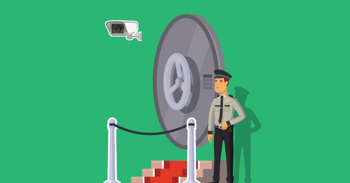 3 maneiras para aumentar a segurança de sua instituição