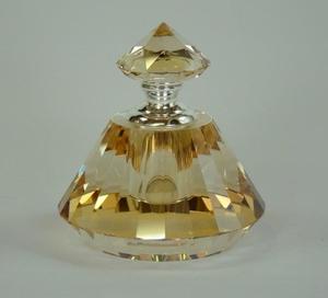 Perfumeiro de Cristal Ambar