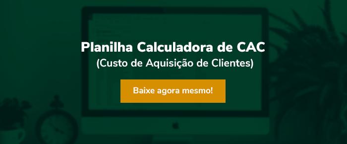 Planilha Calculadora de CAC