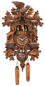 Relógio Cuco alemão tradicional com musica.